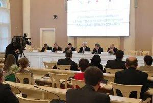 «Медицина и право в XXI веке» - основная тема дискуссий сегодня в Таврическом дворце