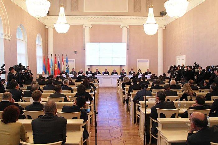Прошло Седьмое пленарное заседание Совета Парламентской Ассамблеи Организации Договора о коллективной безопасности