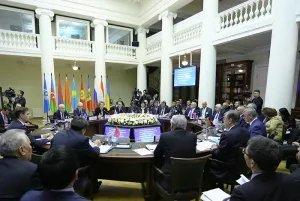 Председателем Совета МПА СНГ единогласно переизбрана Валентина Матвиенко