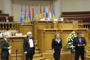 Премия Межпарламентской Ассамблеи СНГ имени Чингиза Айтматова присуждена Анару Рзаеву
