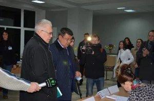 День выборов в Парламент Республики Молдова