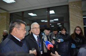 Алексей Сергеев: «Все итоги наша Миссия наблюдателей от МПА СНГ подведет после закрытия избирательных участков»