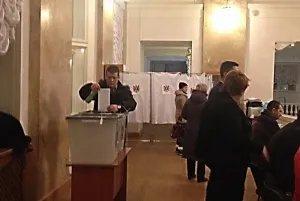 В Петербурге проходит голосование на выборах в Парламент Республики Молдова