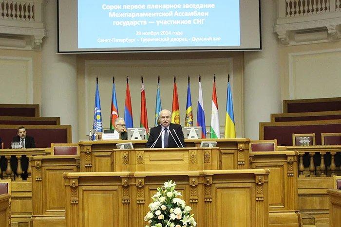 Сергей Лебедев: Туризм - одна из составляющих широкомасштабного гуманитарного партнерства, направленного на активизацию интеграционных процессов на пространстве СНГ