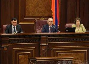Галуст Саакян объявил о закрытии осенней сессии