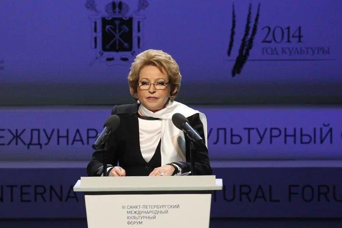 Валентина Матвиенко: Только язык культуры может противостоять разобщенности народов