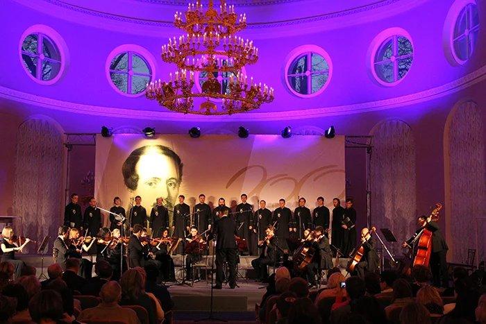 Дни российской культуры прошли в Таврическом дворце