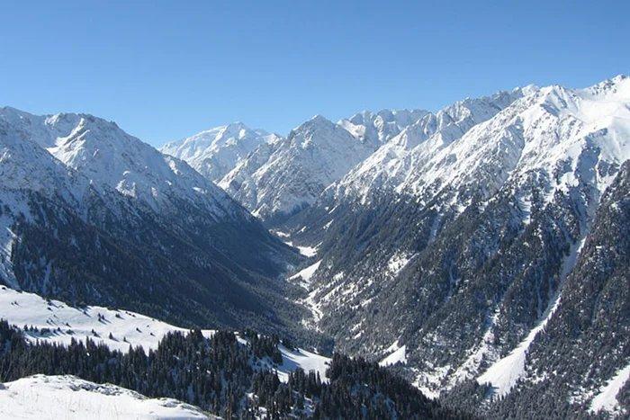 Каракол возглавил рейтинг горнолыжных курортов стран СНГ