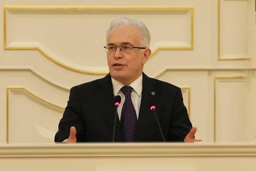 Валентина Матвиенко и Алексей Сергеев поздравили депутатов Законодательного Собрания Санкт-Петербурга