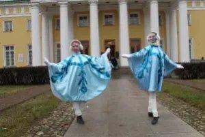 Таврический дворец открыл свои двери для маленьких гостей
