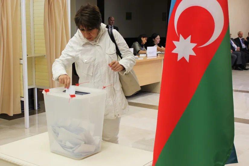 В Азербайджанской Республике проходят муниципальные выборы