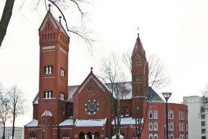 В Минске и во всей стране празднуют католическое Рождество