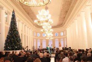 В Секретариате Совета МПА СНГ торжественно подвели итоги года