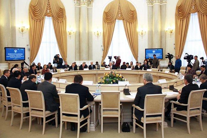 В Минске проходит первое заседание Совета постпредов под председательством Казахстана
