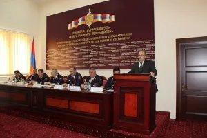Ереванский филиал МИМРД МПА СНГ разработал научно-методическое пособие