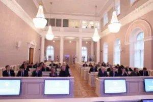 Таврический дворец посетили представители дипломатического корпуса