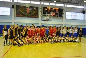 Юношеская сборная команда Бишкека по баскетболу – участница турнира побывала в Межпарламентской Ассамблее СНГ
