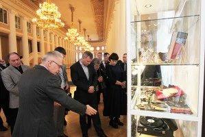 В Таврическом дворце состоялась встреча Алексея Сергеева и представителей СМИ Москвы и Петербурга
