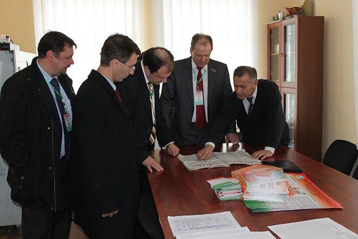 Представители МПА СНГ с целью ознакомиться с подготовкой к парламентским выборам в регионах Таджикистана выехали в Гиссарский район республиканского подчинения