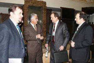 С наблюдателями от Межпарламентской Ассамблеи СНГ встретился Председатель Демократической партии Таджикистана