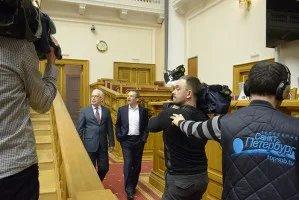 Алексей Сергеев рассказал журналистам телеканала «Санкт-Петербург» о деятельности МПА СНГ