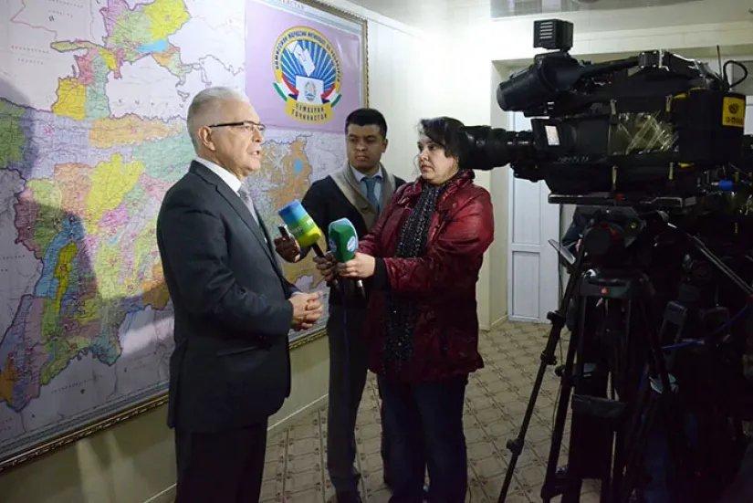 Алексей Сергеев: «Мы планируем побывать практически во всех областях Республики Таджикистан»