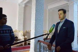 Кирилл Лучинский рассказал представителям СМИ о работе наблюдателей