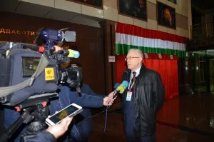 Алексей Сергеев: «31 марта мы планируем прибыть в Душанбе»