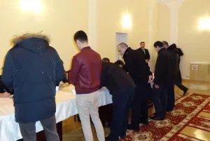 Эксперты отмечают высокую явку на избирательном участке в Москве