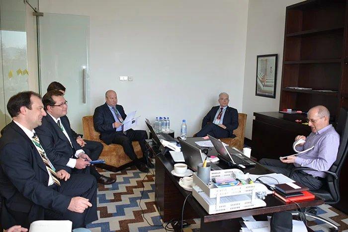 Наблюдатели от МПА СНГ на выборах в Маджлиси намояндагон Маджлиси Оли Республики Таджикистан обменялись мнениями с коллегами из других международных организаций
