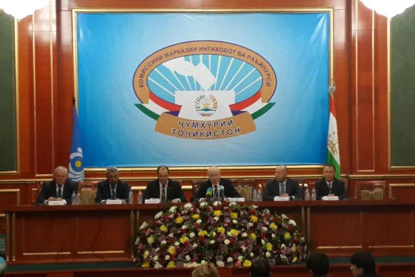 Наблюдатели от СНГ: «Выборы в Республике Таджикистан проведены в соответствии с законодательством»