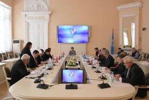 Прошло заседание Контрольно-бюджетной комиссии МПА СНГ