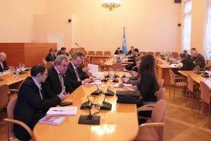 На заседании Постоянной комиссии МПА СНГ по вопросам обороны и безопасности завершили работу над 4 проектами модельных законодательных актов