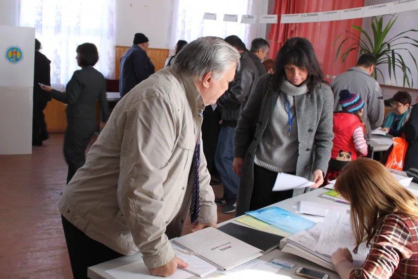 В Гагаузии выбирают главу региона