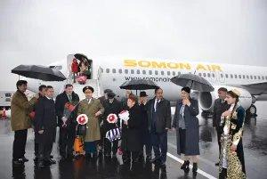 В Душанбе встречают участников «Эстафеты Памяти»