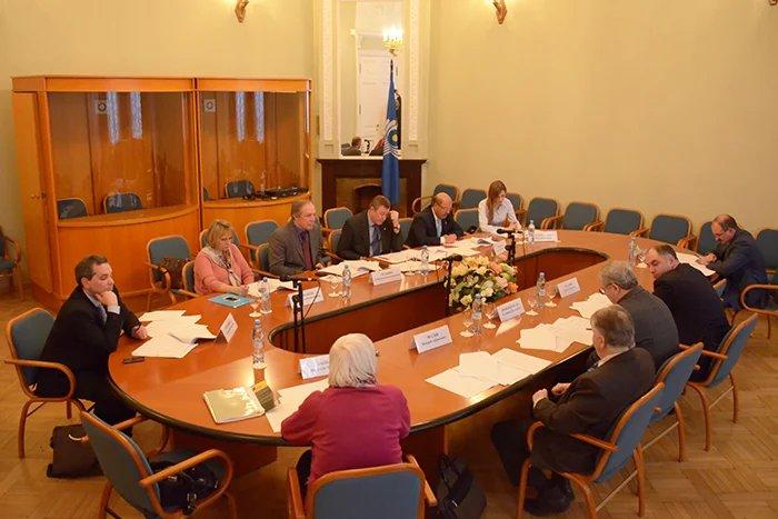 В Таврическом дворце прошло заседание Экспертного совета при Постоянной комиссии МПА СНГ по правовым вопросам