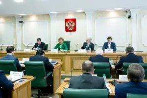 Валентина Матвиенко: «Обеспечение экологической безопасности возможно только совместными международными усилиями»