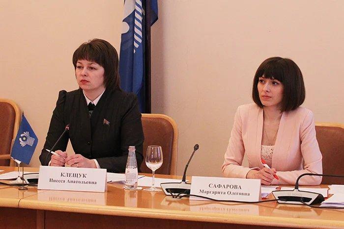 Пятое заседание Молодежной межпарламентской ассамблеи государств – участников СНГ прошло в Таврическом дворце