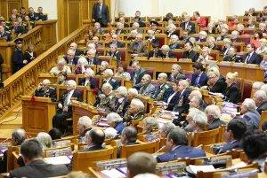 Приветствия в адрес участников торжественного пленарного заседания МПА СНГ