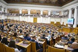 В Думском зале Таврического дворца собрались промышленники и предприниматели