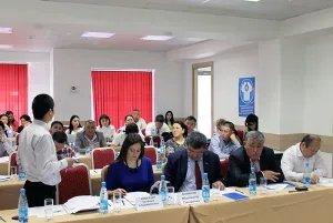 Бишкекский филиал МИМРД МПА СНГ провел «круглый стол»