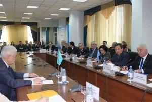Группа международных наблюдателей от МПА СНГ посетила Центральную избирательную комиссию Казахстана