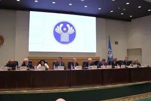 Виктор Гуминский принял участие в итоговой пресс-конференции Миссии наблюдателей СНГ