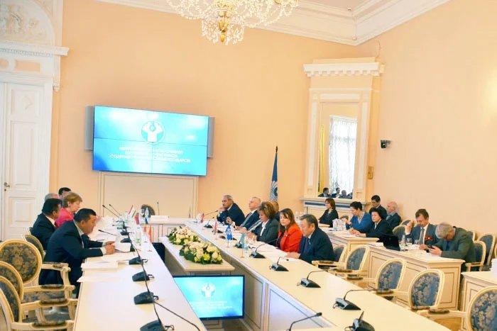 Прошло заседание Постоянной комиссии МПА СНГ по изучению опыта государственного строительства и местного самоуправления