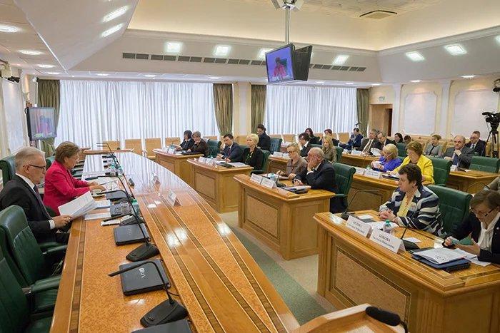 В Москве прошло заседание Оргкомитета Евразийского женского форума