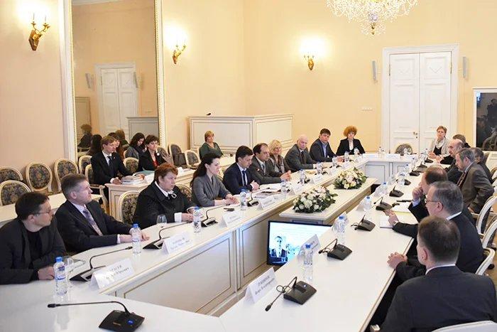 В Таврическом дворце прошла презентация энциклопедии «Всероссийское учредительное собрание»