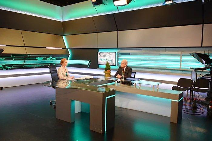 Алексей Сергеев рассказал о предстоящем VII Невском международном экологическом конгрессе