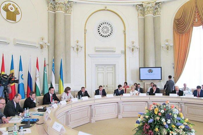 В Исполнительном комитете СНГ в Минске прошла международная конференция