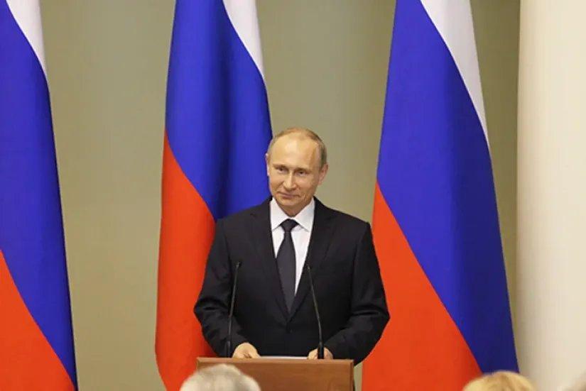Владимир Путин направил приветствие участникам и гостям VII Невского экологического конгресса
