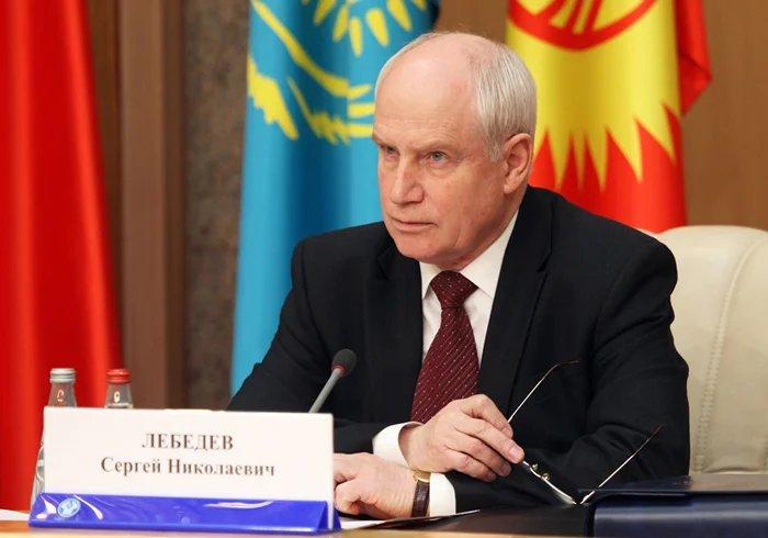 Приветствие Председателя Исполнительного комитета СНГ Сергея Лебедева